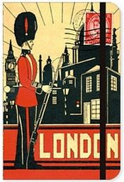 travel journal-London: Vintage Postcards, Postcards Featuring, Notebooks London, Assorted Postcards, London Love, London Postcards