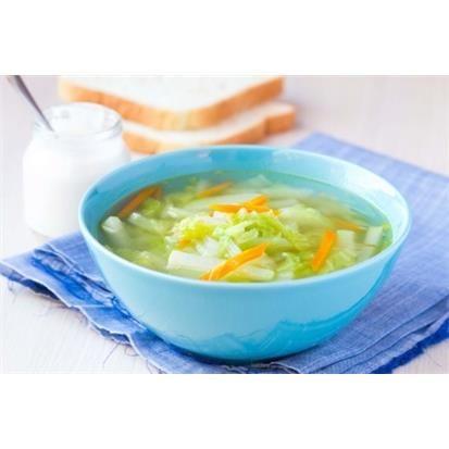 Sopa de Alface - Celeiro