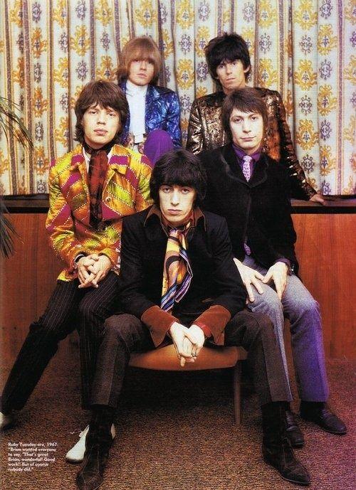 The Rolling Stones in 1967. #TheRollingStones #KeithRichards #MickJagger #StonesIsm #CrosseyedHeart