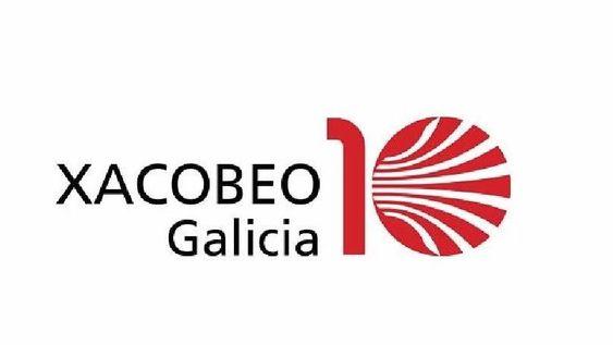 Logo Xacobeo 2010