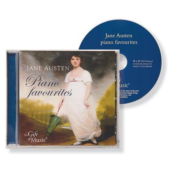 Jane Austen Piano Favourites at Bas Bleu | UK1322