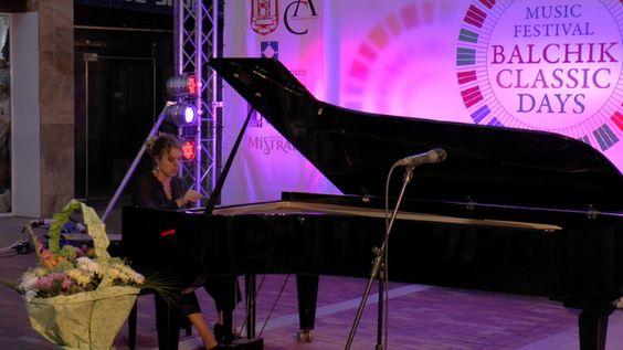 Габриела Монтеро завладя публиката в Балчик