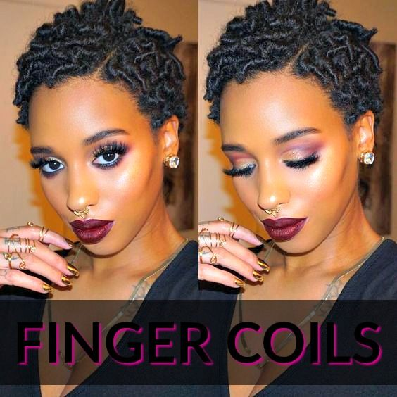Short Hairstyles What To Rock After The Big Chop Short Natural Hair Styles Natural Hair Styles Protective Hairstyles For Natural Hair