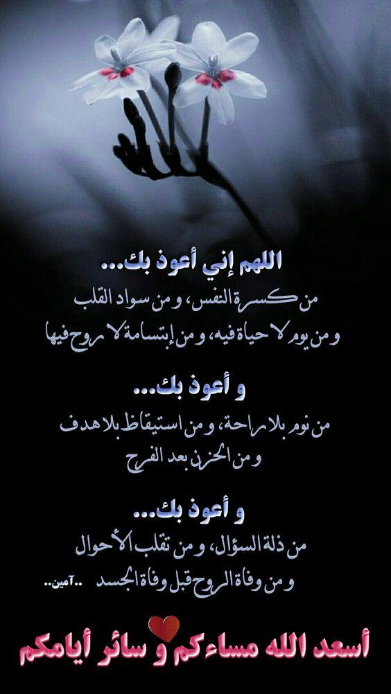 Pin By Ranya Anis On صباحيات و مسائيات Quotations Good Evening Quotes