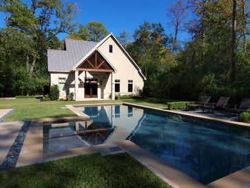 On Point - traditional - pool - houston - by L3 Designs