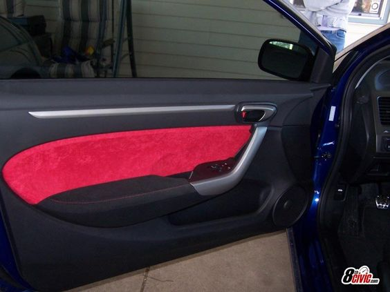 Diy Fabric Change On Doors 8th Generation Honda Civic Forum Honda Civic Diy Fabric Doors