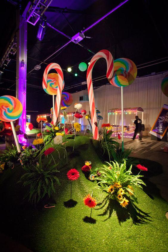Eventologists | Leading Corporate Events Company | Willy Wonka