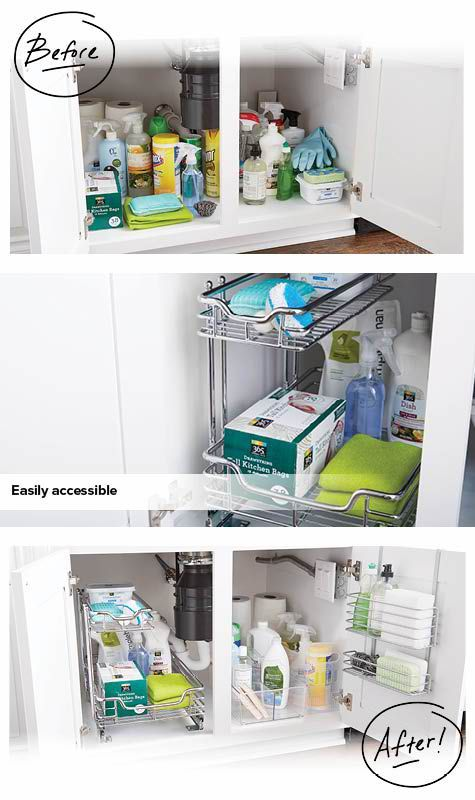 24+ Bathroom under cabinet storage ideas model