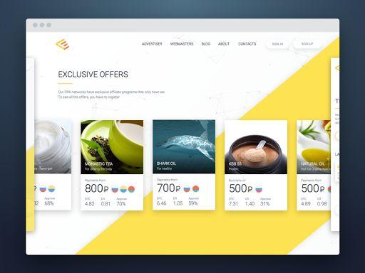EverAd Website Slider