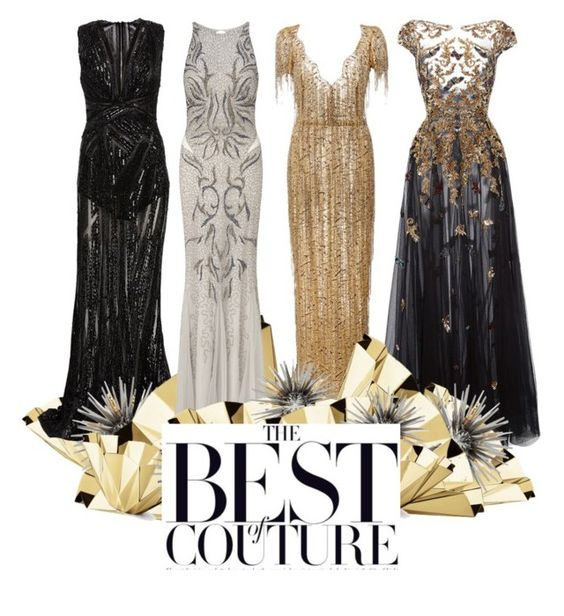 """""""long dresses 2016."""" by maricapineda ❤ liked on Polyvore featuring Georg Jensen, Zuhair Murad, Eichholtz, Marchesa and Ariella"""