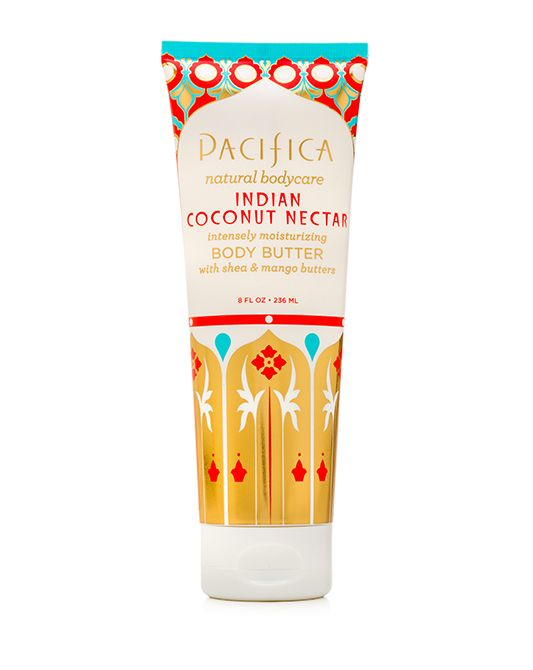 Pacifica Indian Coconut Nectar Body Butter - my favorite scent and texture for daily hand cream