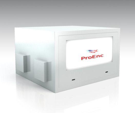 outdoor projector cabinet