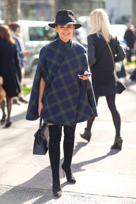 Ma Ch Rie Street Style From Paris Fall 2014 Pinterest