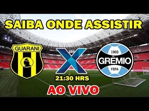 Guarani X Gremio Ao Vivo Libertadores 8ª De Final Saiba Onde Assistir Gremio Finais Oitavas De Final
