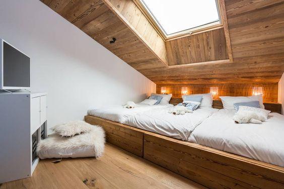 Regardez ce logement incroyable sur Airbnb : CHALET 913 - Chalets à louer à Combloux