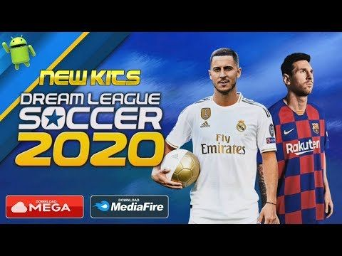Dls 20 Android Offline Hd Graphics Dream League Soccer 2020 Download Apk Games Club Android Mobile Games Offline Games Install Game