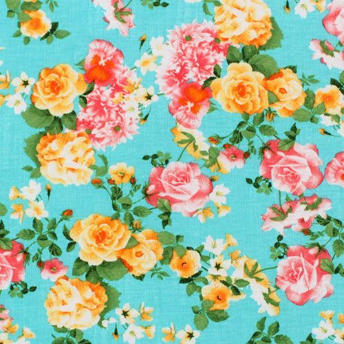 Turquoise Flower Background, PC Turquoise Flower Background Most