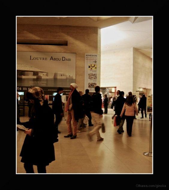 Louvre 3 | Fotografia de virginia verde | Olhares.com