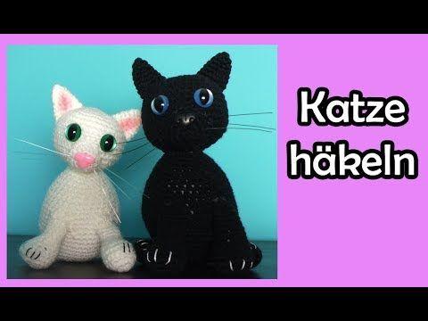 Toby die Katze - Kostenlose Häkelanleitung von Amigurumi Today ... | 360x480