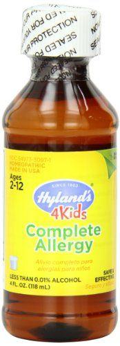 Hyland's Complete Allergy 4 Kids Syrup, 4 Fluid Ounce Hyland's Homeopathic,http://www.amazon.com/dp/B003OCBD8E/ref=cm_sw_r_pi_dp_ElNTsb0FYHV3QA4J