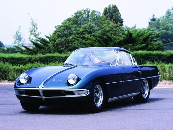 Lamborghini 350 gtv 1963 1965