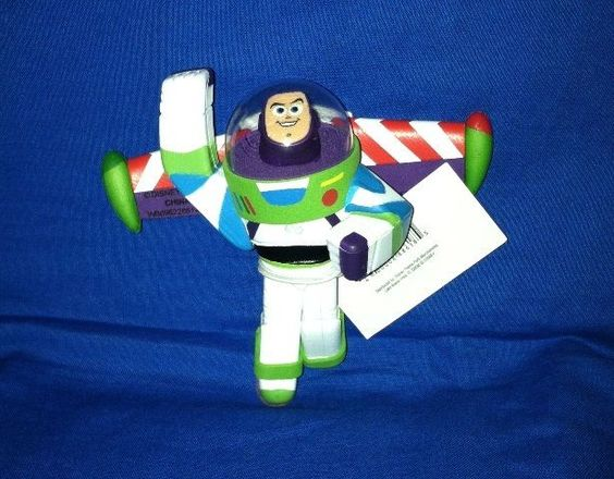 Buzz Lightyear Toy Story Antenna Topper Disney World Theme Park Authentic New