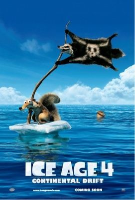 Ice Age Continental Drift Poster Filmes Fotos Hd 1080p