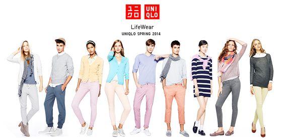 Giới thiệu về thương hiệu Uniqlo