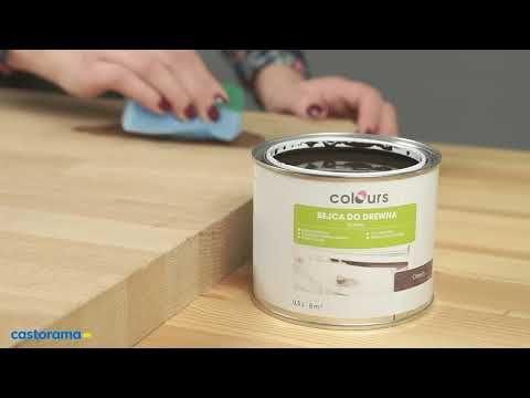 Jak To Zrobic Bejcowanie Drewna Youtube Colours Diy Electronic Products