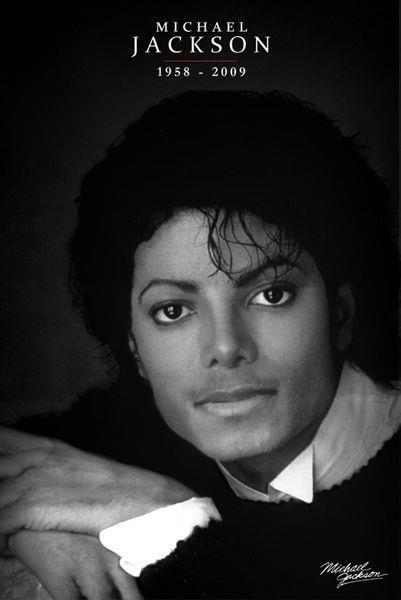 Michael Jackson Memorial Poster http://yardsellr.com/AiQY_Q