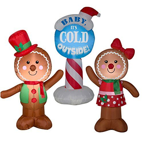 Airblown Inflatable Outdoor Christmas Characters 3 Piece S Merry Christmas Decoration Inflatable Christmas Decorations Outdoor Inflatable Christmas Decorations