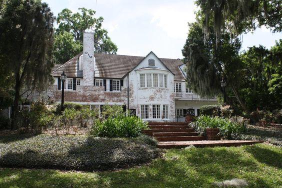 Peachtree House at Orlando FL // central florida wedding venues