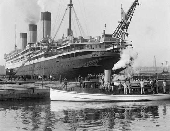 jcsmarinenews:  SS MAJESTIC 1922 http://ift.tt/1ifNIk8
