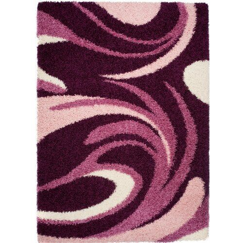 Teppich Agate In Dunkellila 17 Stories Teppichgröße Rechteckig 180 X 260 Cm 17 Stories Features Quality Synthetic Fi Purple Area Rugs Area Rugs Purple Rug