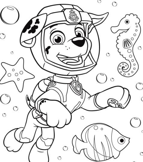 Free Printable Paw Patrol Coloring Pages Are Fun For Kids Of All Ages Love Paw Patrol Yo Paw Patrol Coloring Pages Paw Patrol Coloring Cartoon Coloring Pages