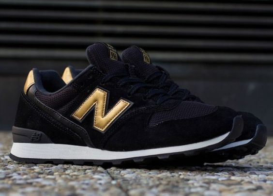"New Balance 996 ""Gold Pack"""