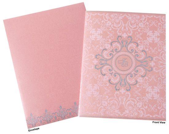Shop blush #pink #WeddingInvitations to set the mood for your #wedding #DesignerWeddingInvitations