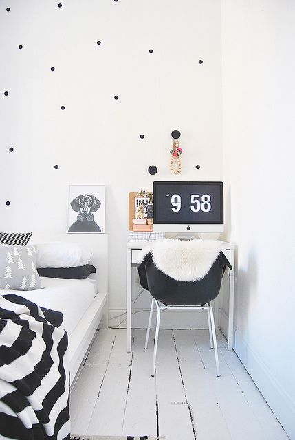 teenage bedroom via AMM blog.: