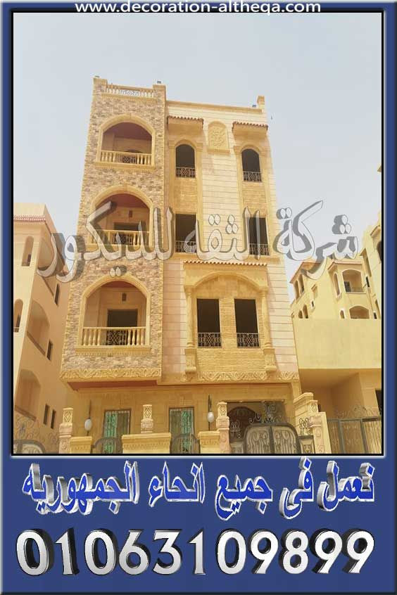 واجهات منازل مصرية ريفية House Styles Mansions Design