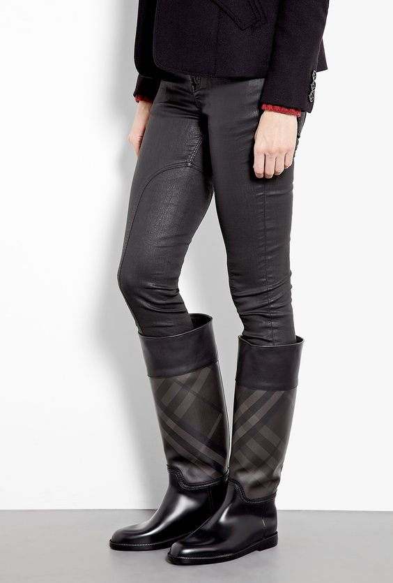 Rain Boots Brands - Boot Hto
