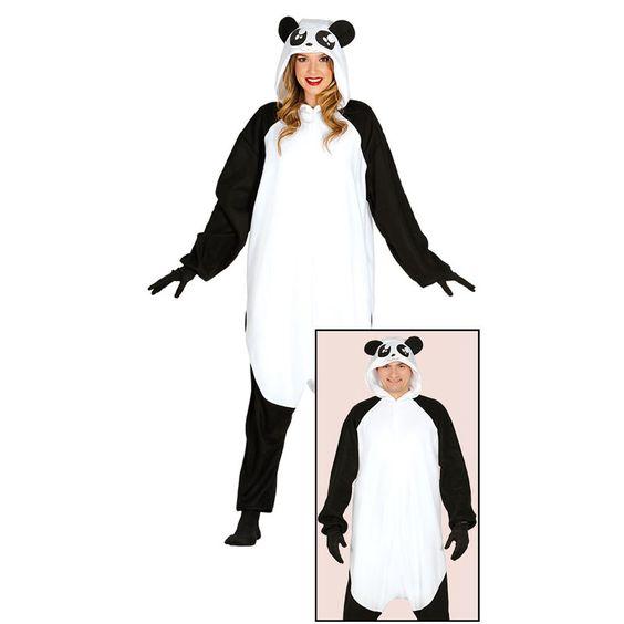 Disfraz de Oso Panda Kigurumi Adulto #carnaval #novedades2016