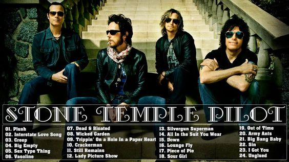 Stone Temple Pilots Greatest Hits - Best Stone Temple Pilots Songs