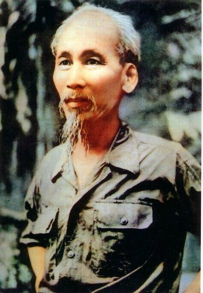 Ho Chi Minh was a Vietnamese Communist revolutionary leader who was prime minister (1945–1955) and president (1945–1969) of the Democratic Republic of Vietnam (North Vietnam). He was a key figure in the foundation of the Democratic Republic of Vietnam in 1945, as well as the People's Army of Vietnam (PAVN) and the Việt Cộng (NLF or VC) during the Vietnam War.