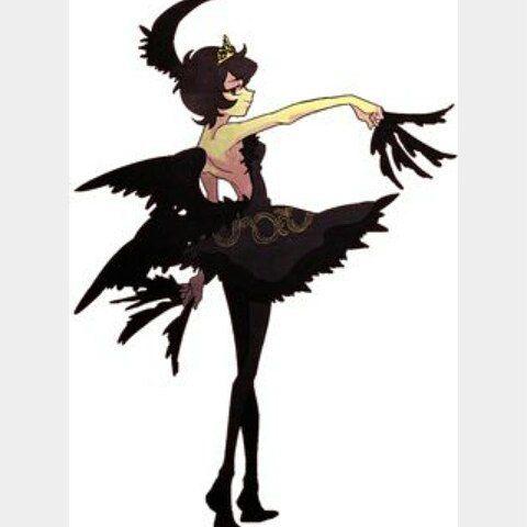 I will cosplay you one day!! I need to start stretching  #princesstutu #princesskraehe #princesskraehecosplay #animecosplay #anime
