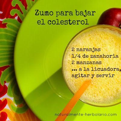 zumo para el #colesterol http://mejoresremediosnaturales.blogspot.com/2014/06/medicina-natural-para-el-colesterol.html