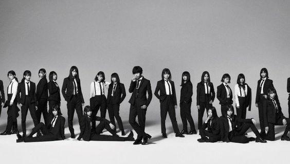 欅坂46の集合写真18