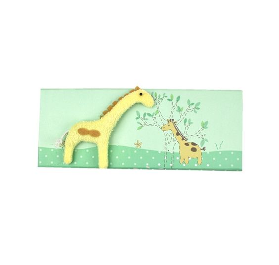 Good Morning Little Baby Pencil Box ($12.85) at CoolPencilCase.com