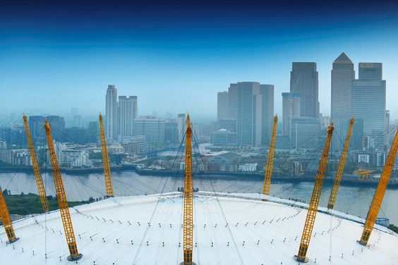 Truly unique and iconic London venue: https://hirespace.com/Spaces/London/85078/Up-at-The-O2/The-Roof-of-The-O2/Film-and-Photo
