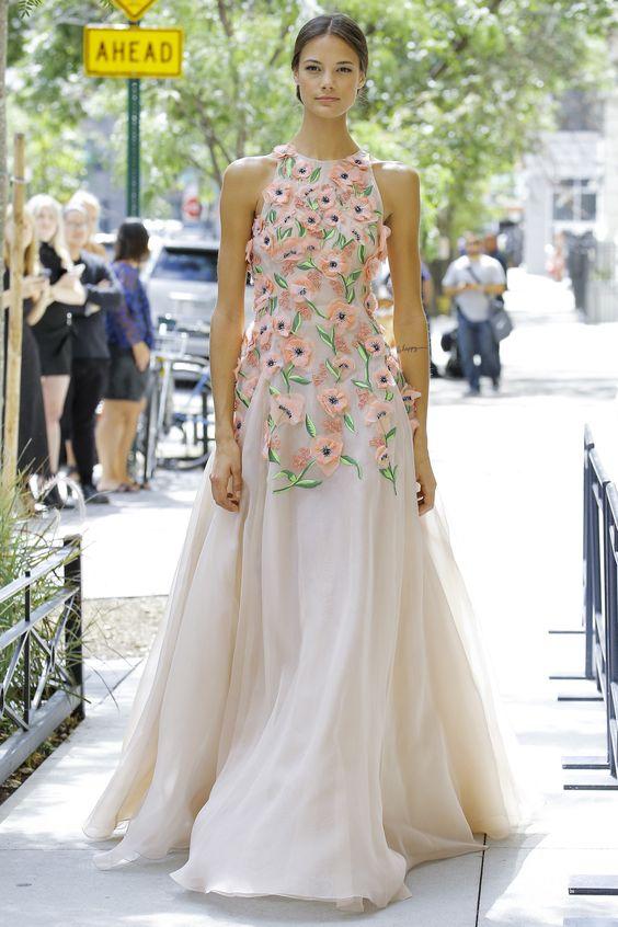 Lela Rose Spring 2017 Ready-to-Wear Fashion Show