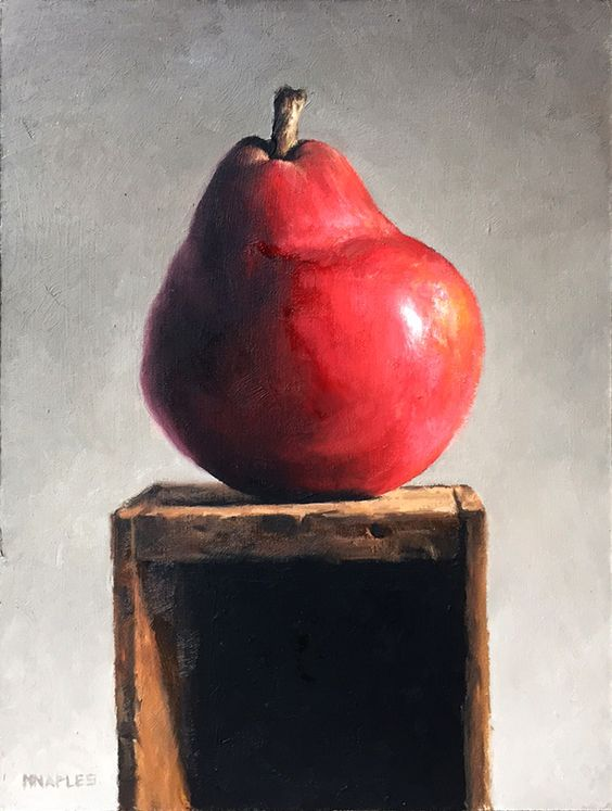 ORIGINAL STILL LIFE PAINTINGS by MICHAEL NAPLES